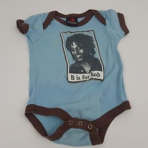 Zion Rootswear Baby Size Large (6 Months?) One Pie